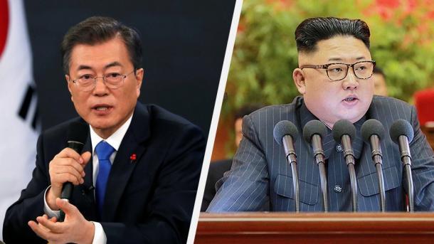 Gadishulli Korean – Veriu fton Jugun për takim në Phenian | TRT  Shqip