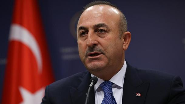 Artikel Çavuşoğlu pada Washington Post