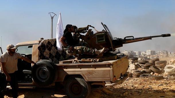 Siri – Marrëveshja Turqi-Rusi funksionon, nis tërheqja e armëve të rënda nga vija e frontit në Idlib | TRT  Shqip