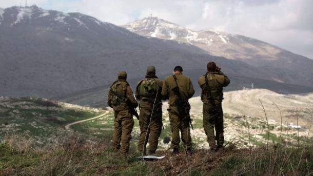 Авиация Израиля атаковала сирийские войска вответ наобстрел