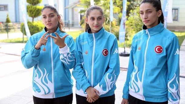 【2017サムスン・デフリンピック】 銅メダリスト「三人姉妹」の次なる目標 | TRT  日本語