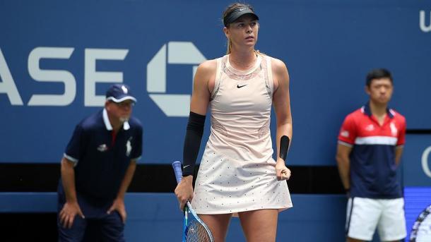 Maria Sharapova se impone en el abierto de Tiajin