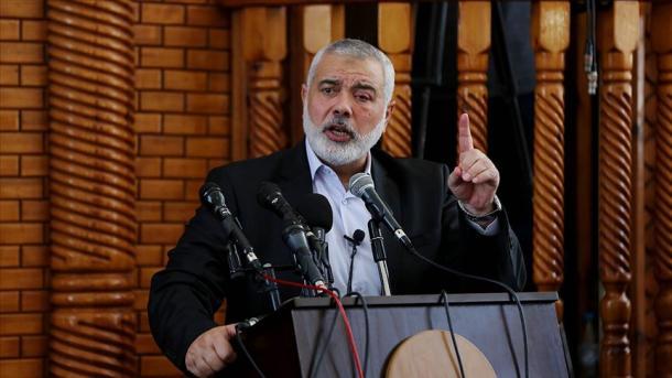 Hamas: Vendimi i Amerikës për Lartësitë e Golanit nuk mund të pranohet nga myslimanët   TRT  Shqip