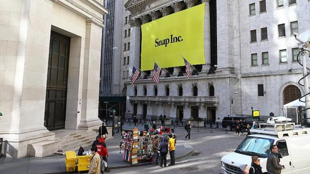 Snapchat pierde millones de usuarios, pero sus ingresos superan expectativas