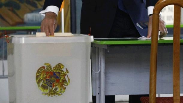 Навыборах впарламент Армении одолела  правящая партия