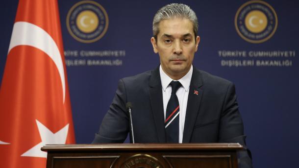 MPJ turke: Greqia po bën përpjekje të kota në Egje   TRT  Shqip