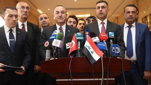 Çavusoglu: Vizat me Irakun do ti heqim kur të vijë koha | TRT  Shqip