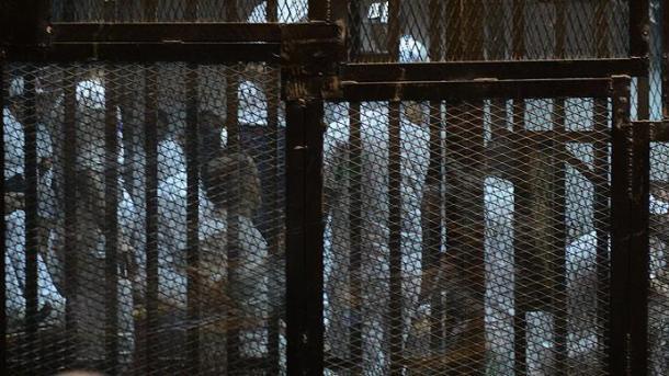 Unioni Botëror i Dijetarëve Islam dënoi ekzekutimin e të rinjve në Egjipt | TRT  Shqip