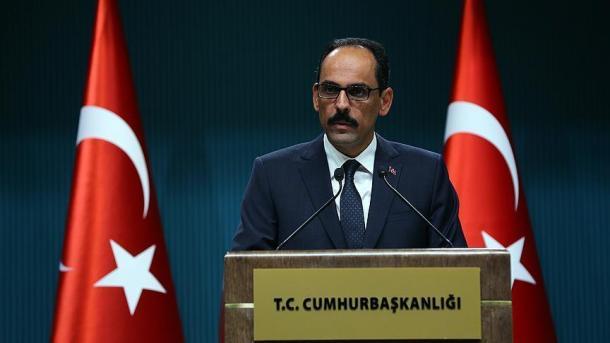 Kalin: Kriza e vizave, një çështje që zgjidhet për një ditë | TRT  Shqip