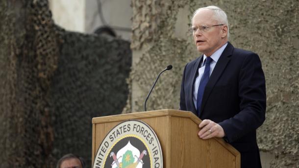 I dërguari amerikan për Sirinë viziton Ankaranë   TRT  Shqip