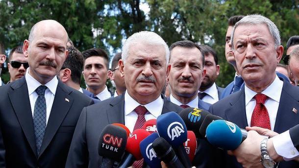 Yildirim: Sëmbimi në shpirtin tonë mbetet edhe pse kanë kaluar 2 vite nga 15 Korriku 2016 | TRT  Shqip