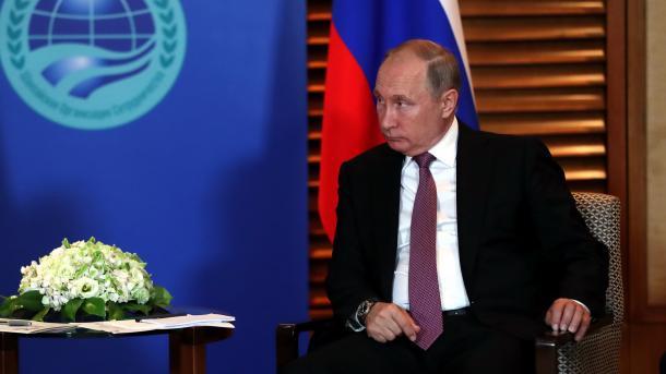 Russie: Poutine est prêt à rencontrer Trump - Monde