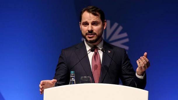 Albayrak: Turqia ka shënuar 6 për qind rritje ekonomike në 15 vitet e fundit | TRT  Shqip