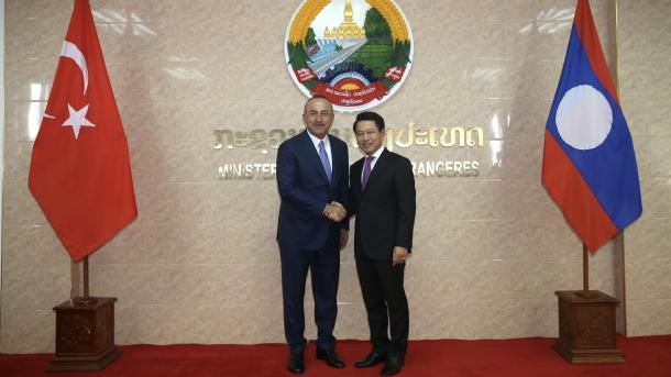 Turqia hap përfaqësi diplomatike në Laos | TRT  Shqip
