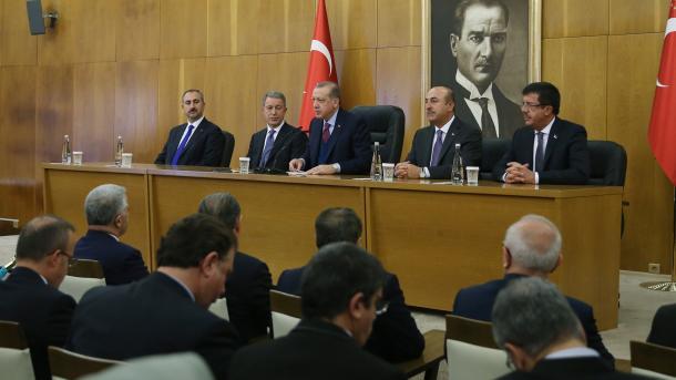 Erdogan: ShBA-Rusi të tërheqin ushtarët nga Siria | TRT  Shqip