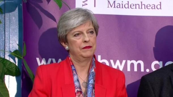 "May: ""Londra non si arrende all'odio"""