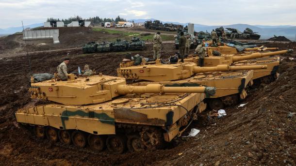Keine US-Waffen mehr für die YPG?