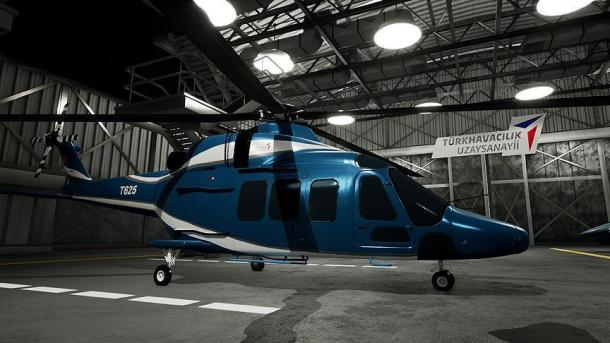 TUSAS do të promovojë helikopterin T625 në Bahrain International Air Show   TRT  Shqip