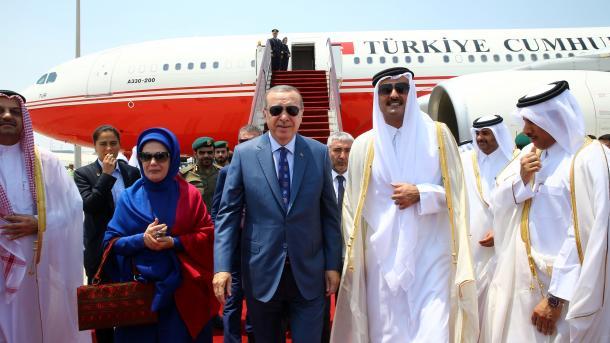 Koment - Pozicioni i Turqisë në krizën e Gjirit Persik   TRT  Shqip