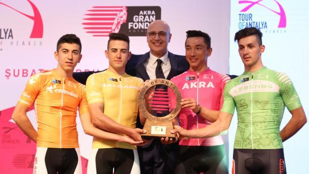 世界著名自行车手将参加首届安塔利亚巡回赛 | 三昻体育官网
