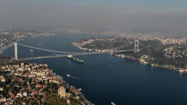 Д. Медведев приехал вСтамбул насаммит ОЧЭС