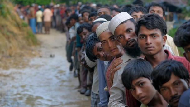 Gjatë muajit të fundit në Arakan janë vrarë 7 mijë myslimanë | TRT  Shqip