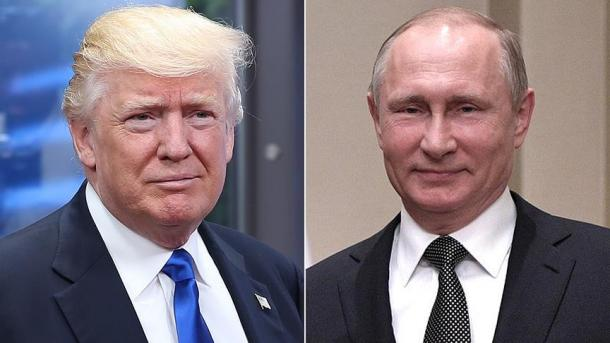 Кремль объявил оначале подготовки встречи В.Путина иТрампа