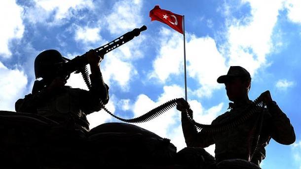 Turqi - Forcat turke të sigurisë gjatë javës së fundit neutralizuan 45 terroristë   TRT  Shqip