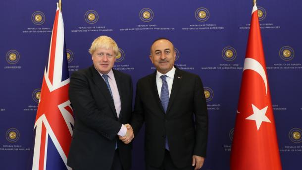 Турция передала ООН онарушениях интернационального права Нидерландами
