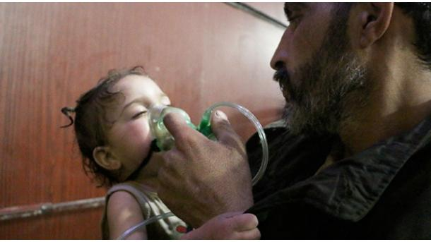 Ataque contra Siria. Armas químicas en Duma. Bin Salman en España