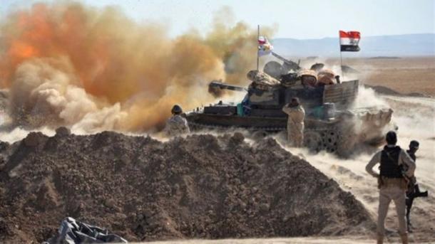Les unités d'élite de l'armée atteignent le centre de Tal Afar — Irak