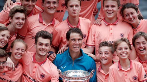 Rafael Nadal, ou la banalisation de l'exceptionnel — Tennis