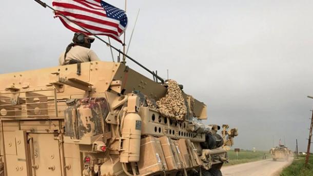Pentagon: Qëllimi është të mbledhim automjetet dhe armët e rënda të shpërndara në Siri | TRT  Shqip