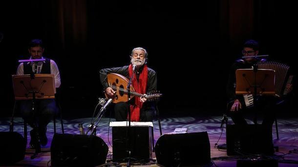 Marcel Khalifé, le « chanteur de la paix » en Turquie