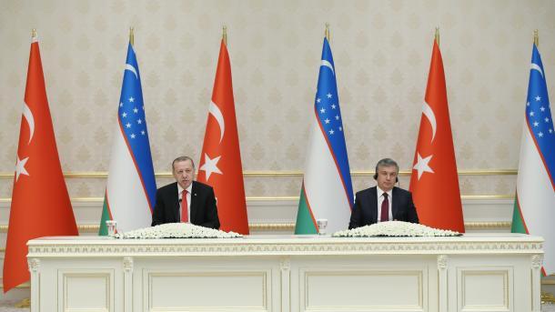 Turqi-Uzbekistan nisën sot një udhëtim të gjatë | TRT  Shqip