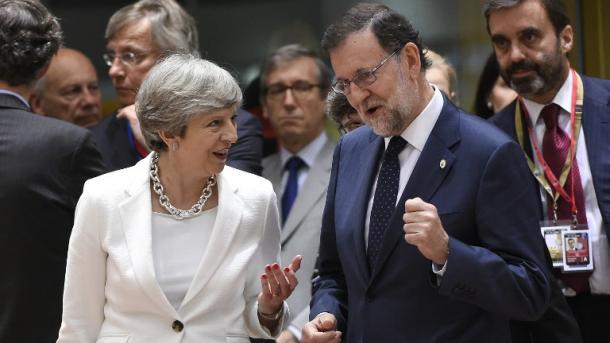 May no logra progresar en las negociaciones sobre el Brexit