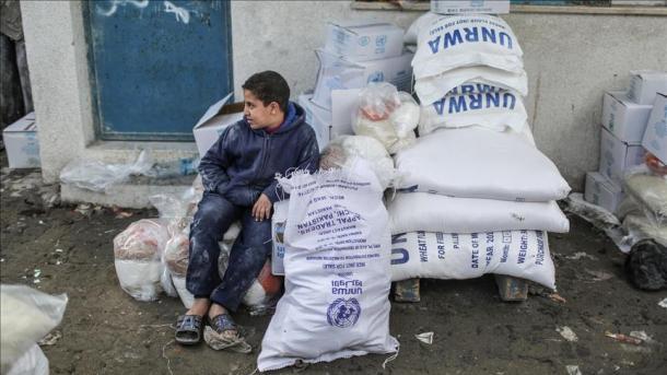 Turqia katërfishon ndihmat për Refugjatët Palestinezë në Lindjen e Afërt   TRT  Shqip