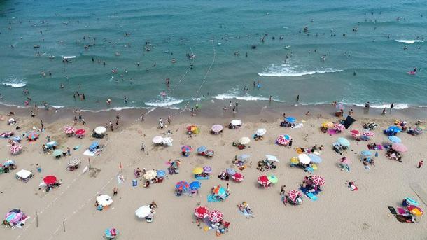 Turqia shënon rekord turistësh në tremujorin e parë të 2018-s | TRT  Shqip