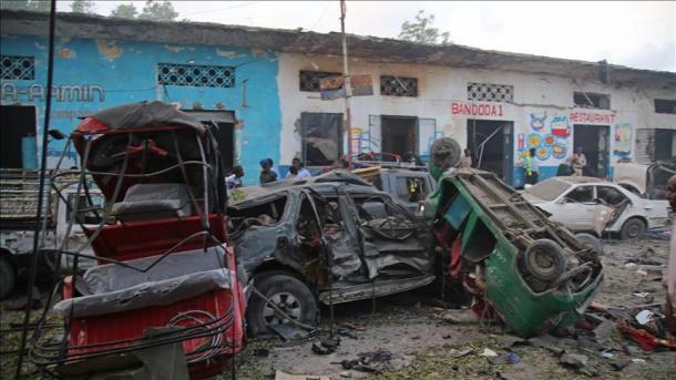 Somália. Dois ataques terroristas fazem pelo menos 14 mortos