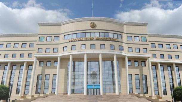 Казахстан заявляет ополной готовности кпроведению переговоров поСирии вАстане