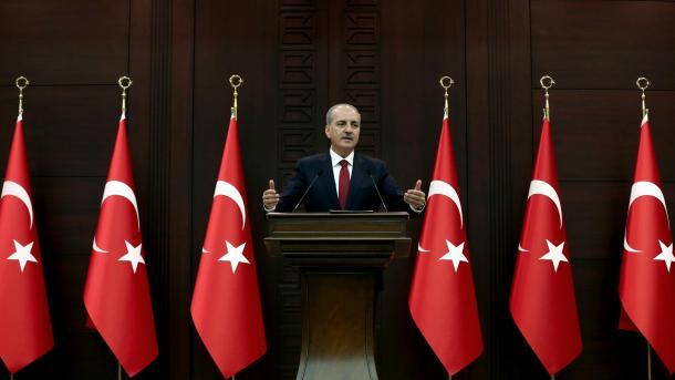 Numan Kurtulmus: Turska je za nastavak pregovora sa EU i otvaranje novih poglavlja