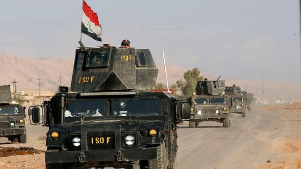 انتهاء داعش عسكريا في العراق   TRT  Arabic