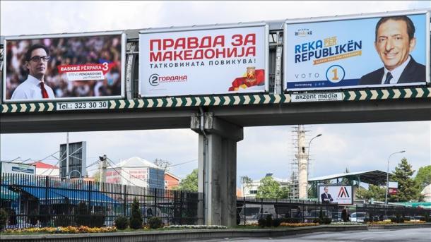 Maqedoni e Veriut – Mbi 1,8 milionë qytetarë votojnë për të zgjedhur presidentin e ri të vendit | TRT  Shqip