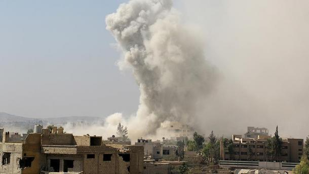 Первопричиной смерти русского генерала вСирии стала утечка информации