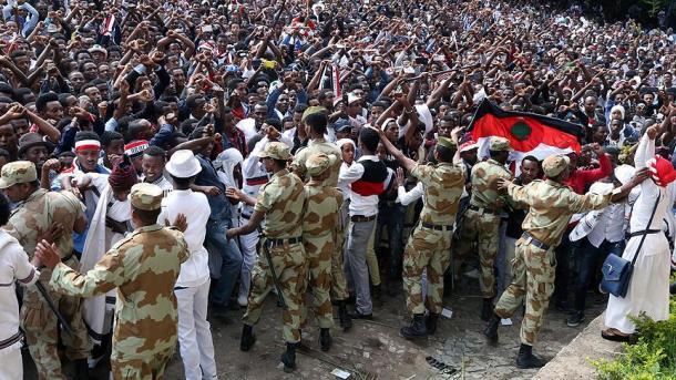 Sigurnosne snage Etiopije greškom ubile devet civila