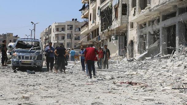 Shpërthim i fuqishëm në Idlib, raportohen shumë të vrarë dhe të plagosur | TRT  Shqip