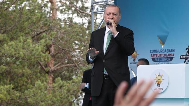 Erdogani u kërkon qytetarëve të kalojnë në monedhën vendore | TRT  Shqip