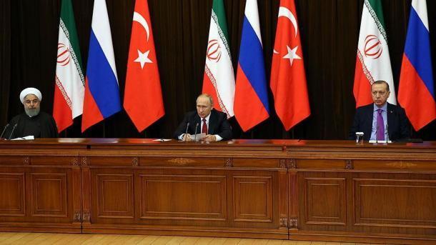 Përfundoi në Soçi samiti kritik për fatin e Sirisë | TRT  Shqip