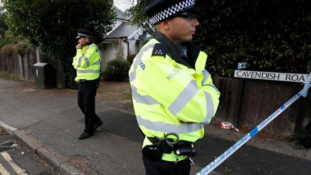 Полицией задержан второй подозреваемый в связи с терактом в Лондоне