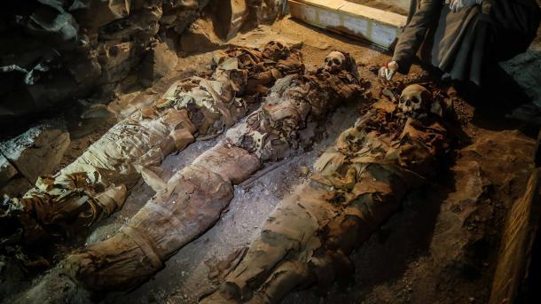 Descubren en Egipto una tumba de más de 3.000 años